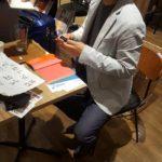 お金が貯まる「スマホ副業」の稼ぎ方入門 未来屋書店カフェのスタッフの皆様 本当にありがとうございました!